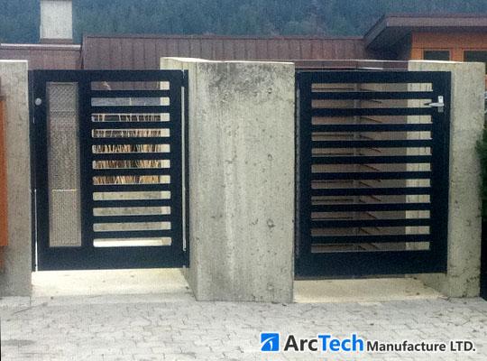 Custom design gates