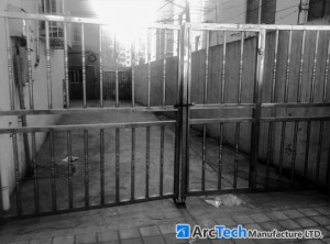 all-stainless-steel-gate