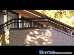 aluminum-railing