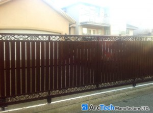 aluminum-side-semi-privacy-auto-gate