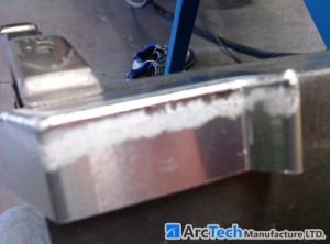 corner-cap-welding