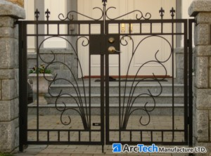 front-entry-gate