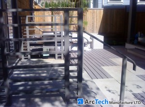 new-design-aluminum-railing